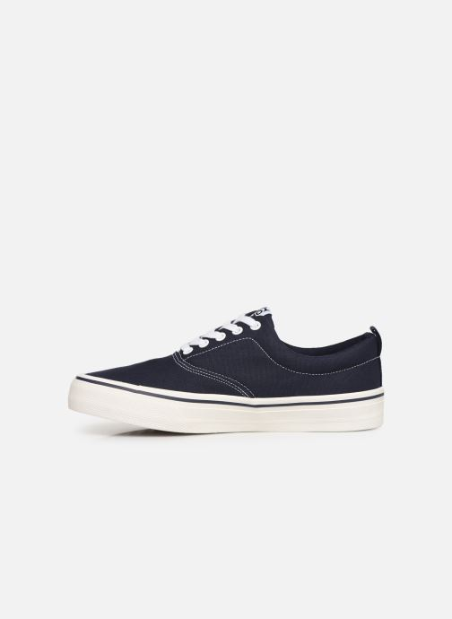 Trainers Tommy Hilfiger Classic Tommy Jeans Blue front view