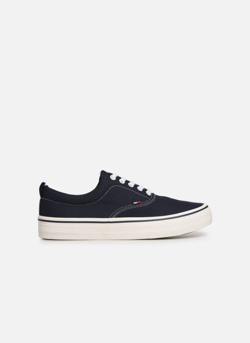 Trainers Tommy Hilfiger Classic Tommy Jeans Blue back view