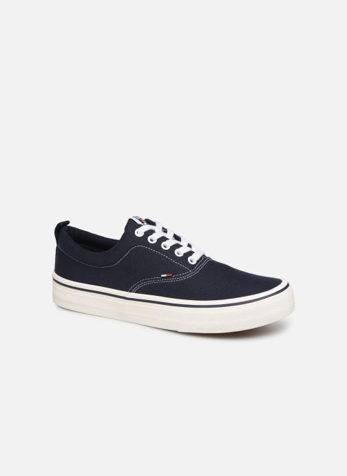 Trainers Tommy Hilfiger Classic Tommy Jeans Blue detailed view/ Pair view