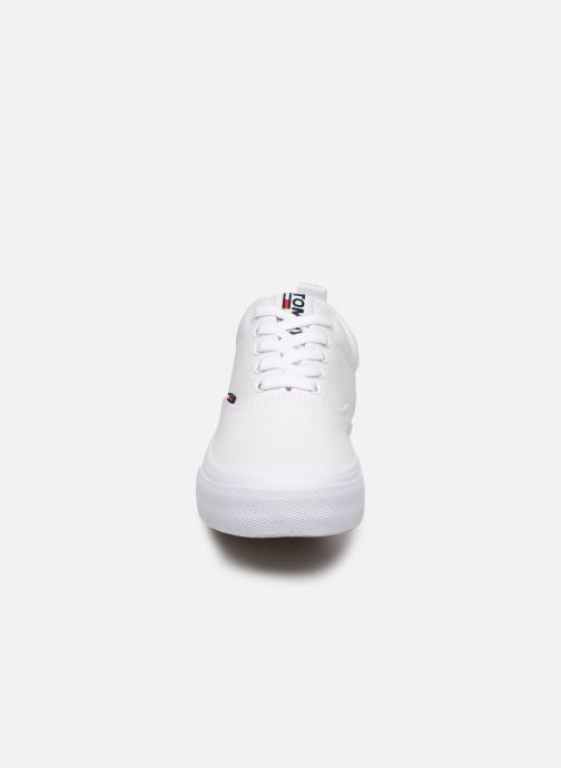 Sneakers Tommy Hilfiger Classic Tommy Jeans Wit model