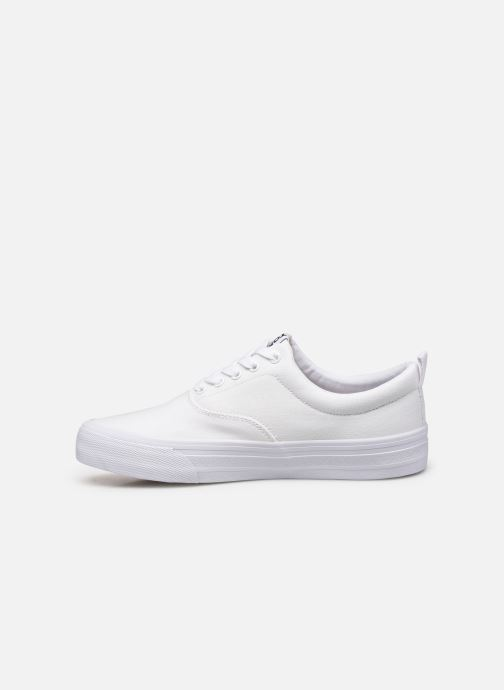Sneakers Tommy Hilfiger Classic Tommy Jeans Wit voorkant
