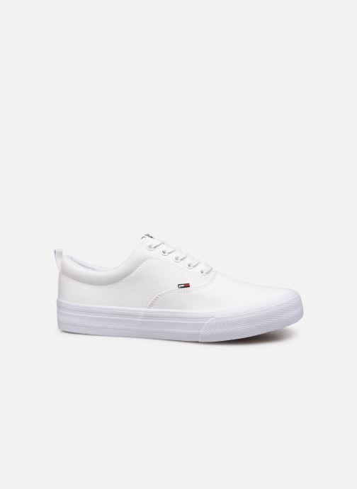 Sneakers Tommy Hilfiger Classic Tommy Jeans Wit achterkant