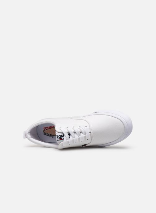 Sneakers Tommy Hilfiger Classic Tommy Jeans Wit links