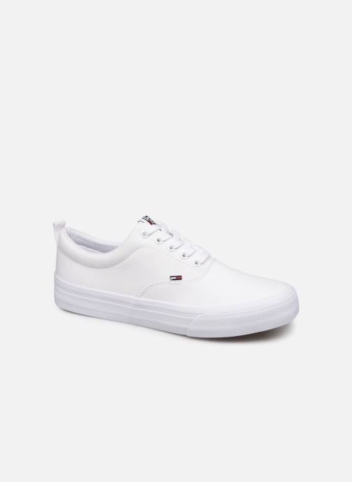 Sneakers Tommy Hilfiger Classic Tommy Jeans Wit detail