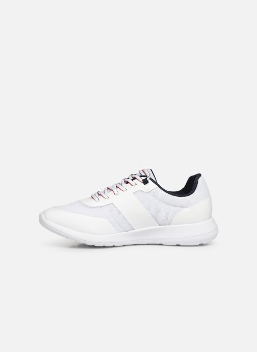 Sneakers Tommy Hilfiger Core Lightwei Wit voorkant