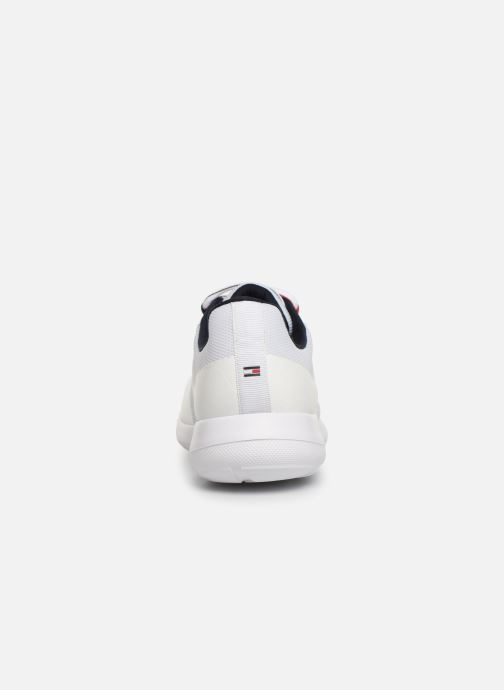Sneakers Tommy Hilfiger Core Lightwei Wit rechts
