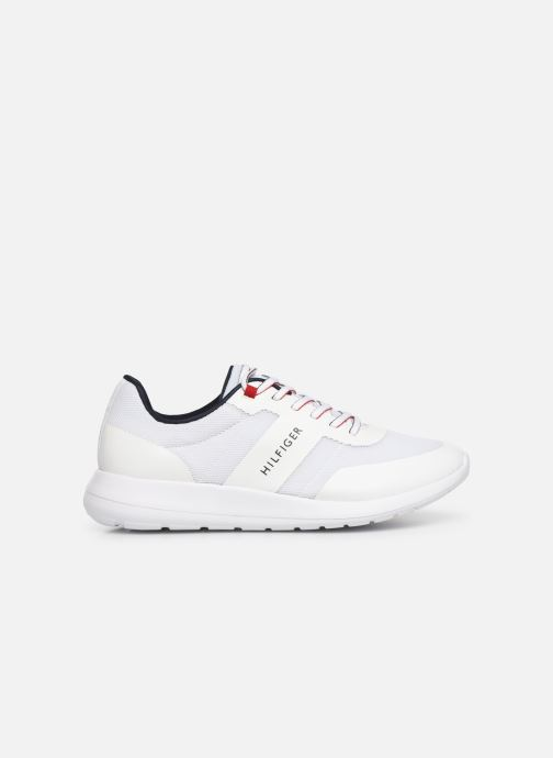 Sneakers Tommy Hilfiger Core Lightwei Wit achterkant