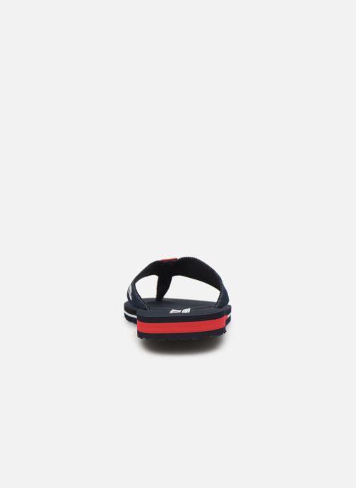 Flip flops & klipklapper Tommy Hilfiger Denim Beach Sandal Blå Se fra højre