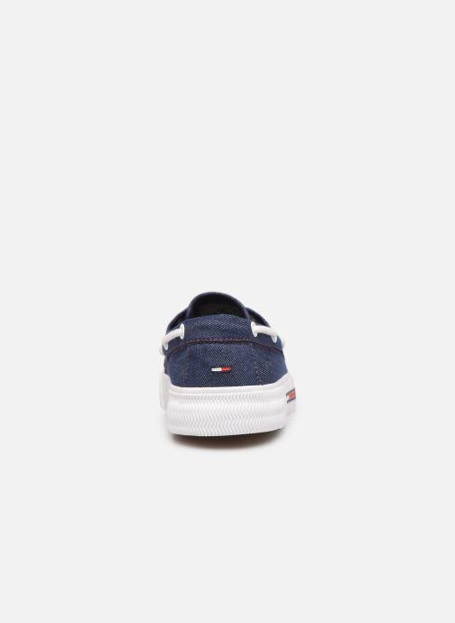 Chaussures à lacets Tommy Hilfiger Denim Hybrid City Sn Bleu vue droite