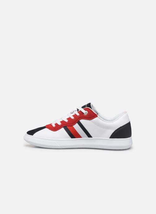 Sneakers Tommy Hilfiger Essential Corporate Wit voorkant