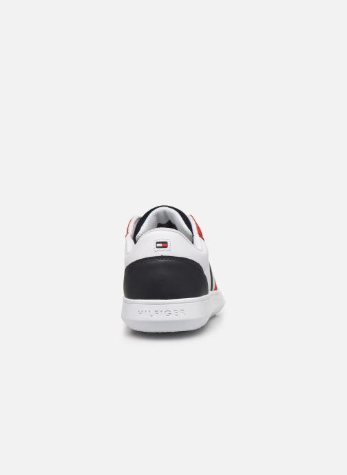 Baskets Tommy Hilfiger Essential Corporate Blanc vue droite
