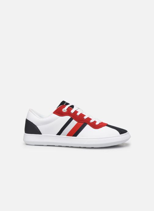 Sneakers Tommy Hilfiger Essential Corporate Wit achterkant