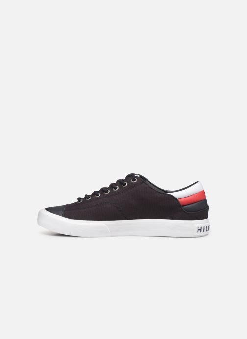 Sneakers Tommy Hilfiger Hilfiger Long Lace S Blauw voorkant