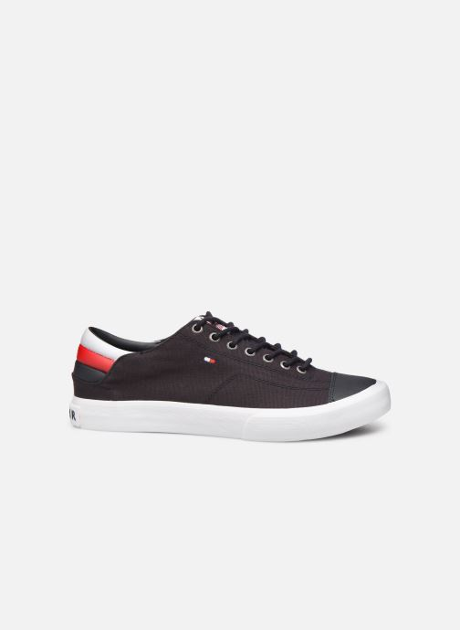 Sneakers Tommy Hilfiger Hilfiger Long Lace S Blauw achterkant