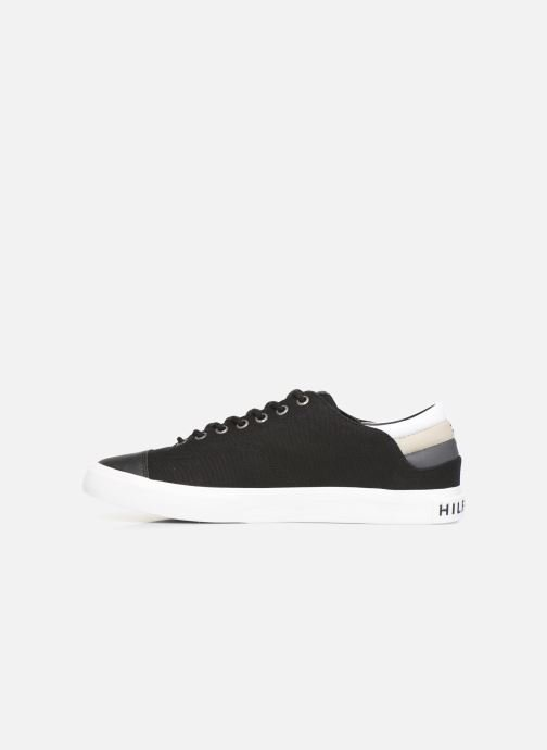 Trainers Tommy Hilfiger Hilfiger Long Lace S Black front view