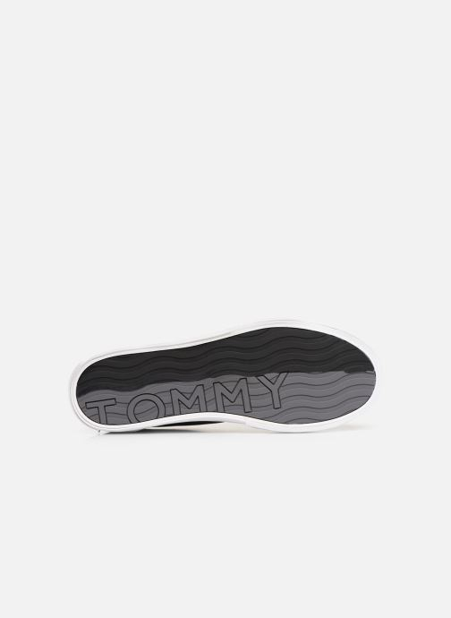 Trainers Tommy Hilfiger Hilfiger Long Lace S Black view from above