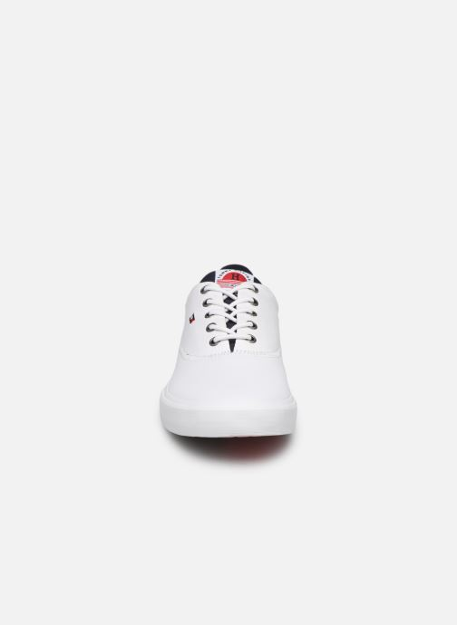 Sneakers Tommy Hilfiger Hilfiger Oxford Snea Wit model