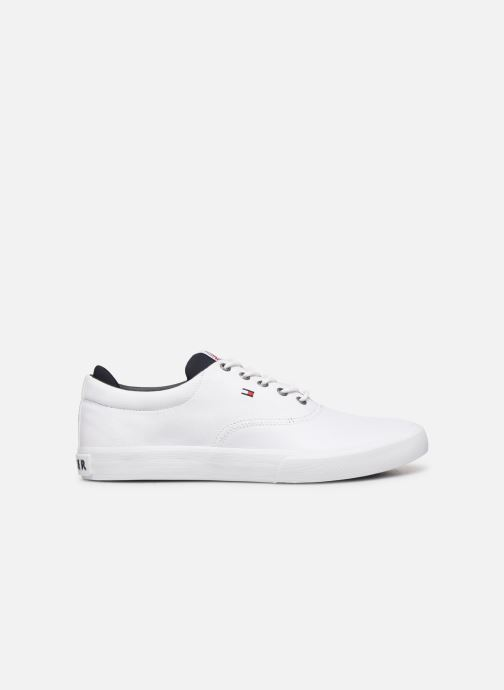 Sneakers Tommy Hilfiger Hilfiger Oxford Snea Wit achterkant