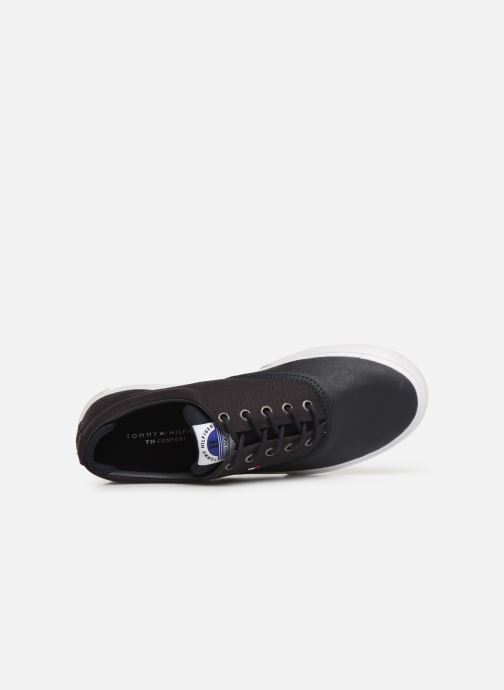 Sneakers Tommy Hilfiger Hilfiger Oxford Snea Blauw links