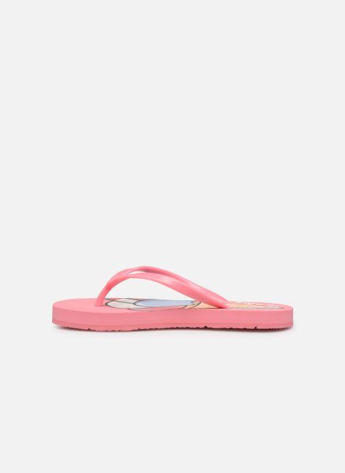 Flip flops & klipklapper Tommy Hilfiger Ice Cream Beach Sand Pink se forfra