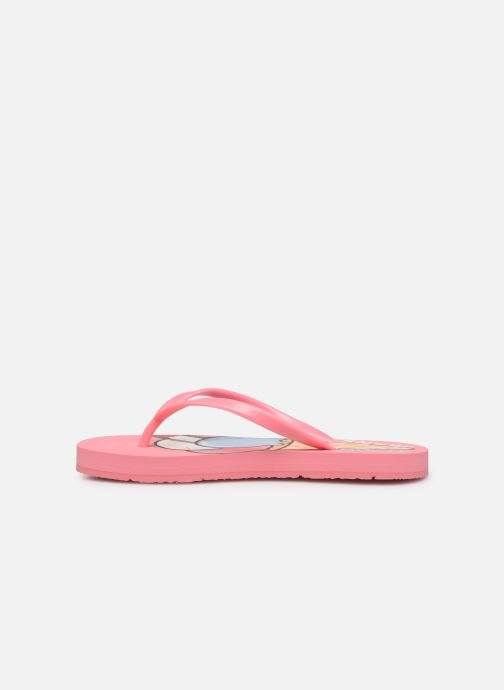 Tongs Tommy Hilfiger Ice Cream Beach Sand Rose vue face