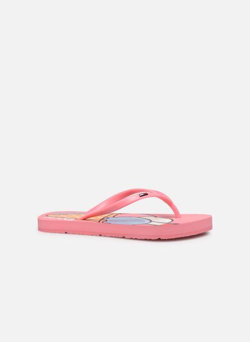 Flip flops & klipklapper Tommy Hilfiger Ice Cream Beach Sand Pink se bagfra
