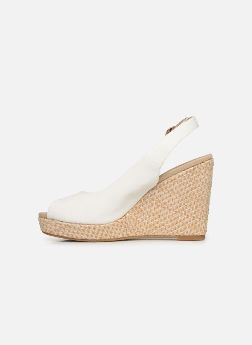 Sandals Tommy Hilfiger Iconic Elena White front view