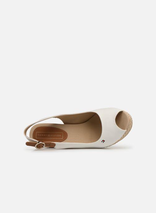 Sandales et nu-pieds Tommy Hilfiger Iconic Elena Blanc vue gauche