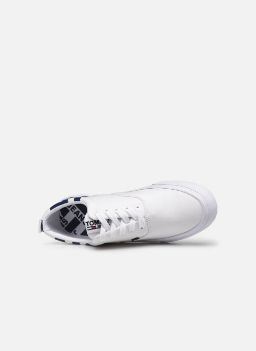 Sneakers Tommy Hilfiger Logo Classic Tommy J Wit links