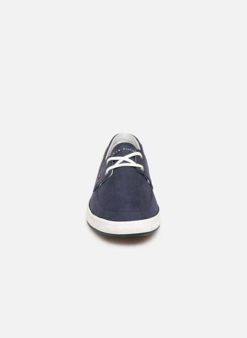 Sneakers Tommy Hilfiger Seasonal Core Blauw model