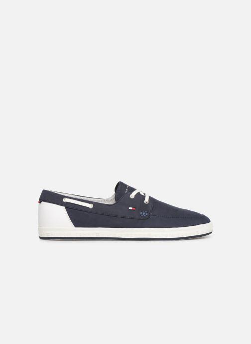Sneakers Tommy Hilfiger Seasonal Core Blauw achterkant