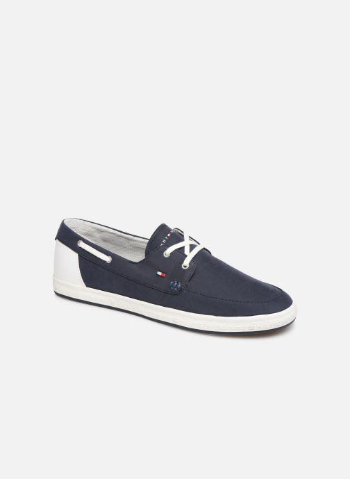 Sneakers Tommy Hilfiger Seasonal Core Blauw detail