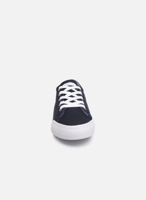 Baskets Tommy Hilfiger Tommy Essential Sneakers Bleu vue portées chaussures
