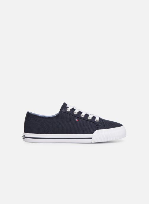 Deportivas Tommy Hilfiger Tommy Essential Sneakers Azul vistra trasera