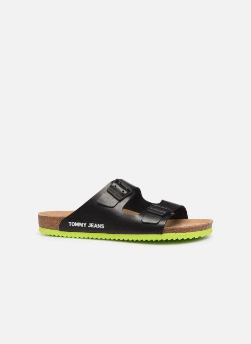 Sandales et nu-pieds Tommy Hilfiger Tommy Jeans Buckle S Noir vue derrière