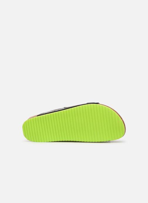 Sandales et nu-pieds Tommy Hilfiger Tommy Jeans Buckle S Noir vue haut