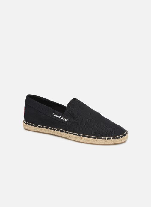 Espadrilles Tommy Hilfiger Tommy Jeans F 2 Black detailed view/ Pair view