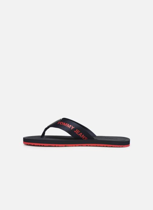 Infradito Tommy Hilfiger Tommy Jeans M Nero immagine frontale