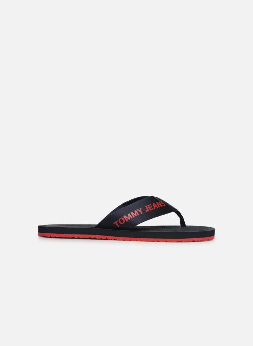 Infradito Tommy Hilfiger Tommy Jeans M Nero immagine posteriore