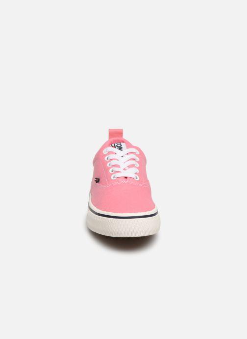 Sneakers Tommy Hilfiger Wmn Classic Tommy Je Pink se skoene på