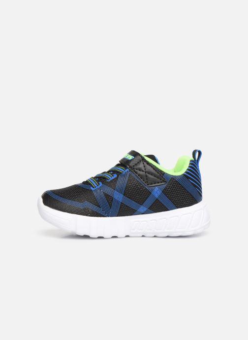 Sneakers Skechers Flex-Glow B Sort se forfra
