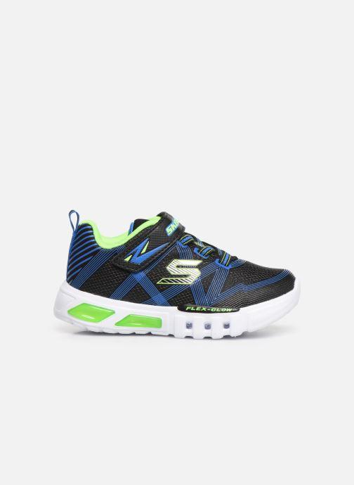 Sneakers Skechers Flex-Glow B Zwart achterkant