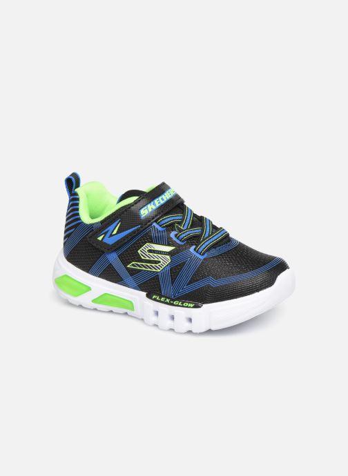 Skechers Flex Glow Sneaker schwarz