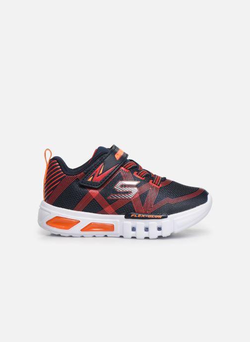 Sneakers Skechers Flex-Glow B Sort se bagfra