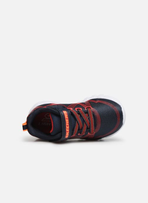 Sneakers Skechers Flex-Glow B Sort se fra venstre