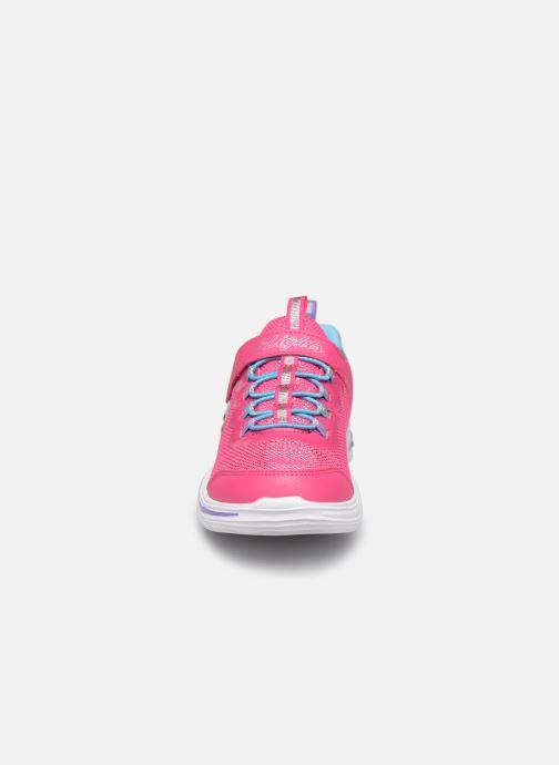 Sneakers Skechers Power Petals Pink se skoene på
