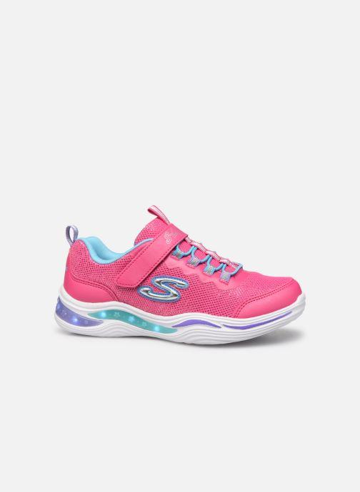 Sneakers Skechers Power Petals Pink se bagfra