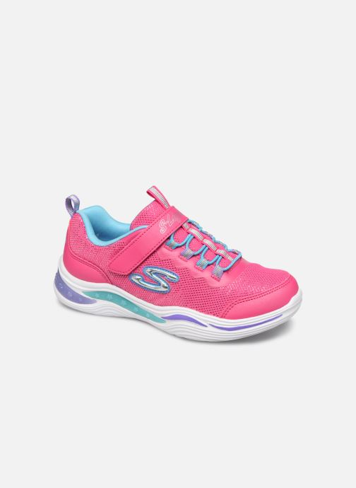 Baskets Skechers Power Petals Rose vue détail/paire