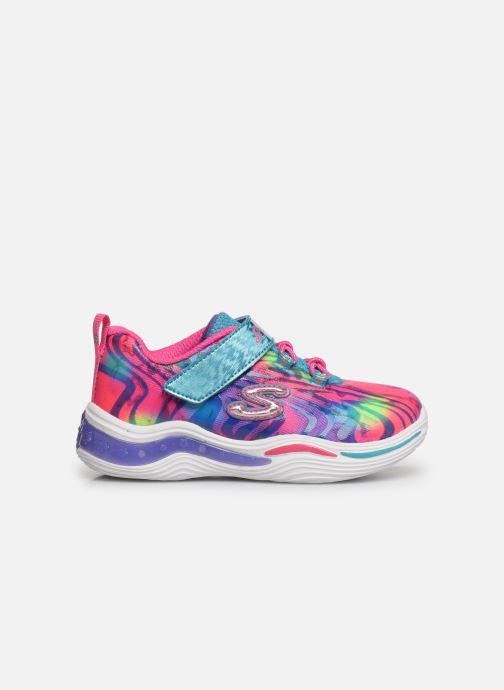 Baskets Skechers Power Petals Multicolore vue derrière