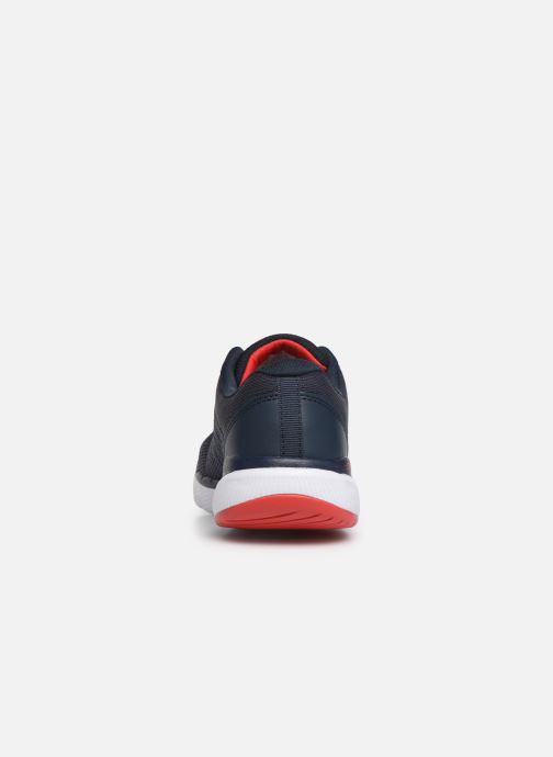 Chaussures de sport Skechers Flex Advantage 3.0 Bleu vue droite